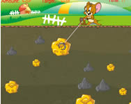 Tom and Jerry gold miner online j�t�k