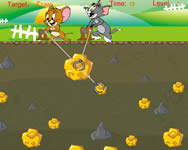 Tom and Jerry gold miner 2 Gold Miner j�t�kok ingyen